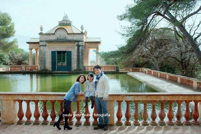 sesion de fotos de familia Barcelona